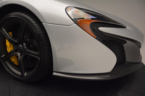 New 2016 McLaren 650S Spider for sale Sold at Bugatti of Greenwich in Greenwich CT 06830 28