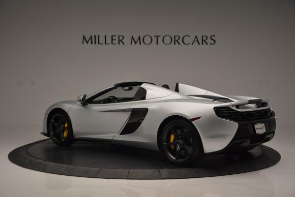 New 2016 McLaren 650S Spider for sale Sold at Bugatti of Greenwich in Greenwich CT 06830 4