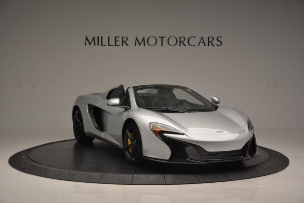 New 2016 McLaren 650S Spider for sale Sold at Bugatti of Greenwich in Greenwich CT 06830 9