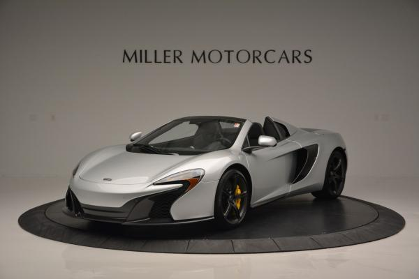 New 2016 McLaren 650S Spider for sale Sold at Bugatti of Greenwich in Greenwich CT 06830 1