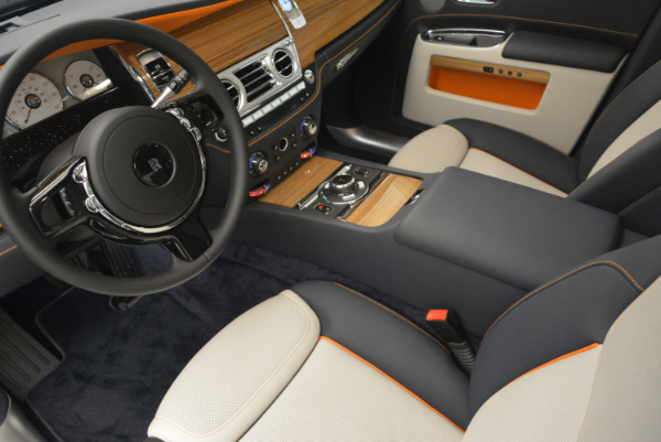 New 2017 Rolls-Royce Ghost for sale Sold at Bugatti of Greenwich in Greenwich CT 06830 16