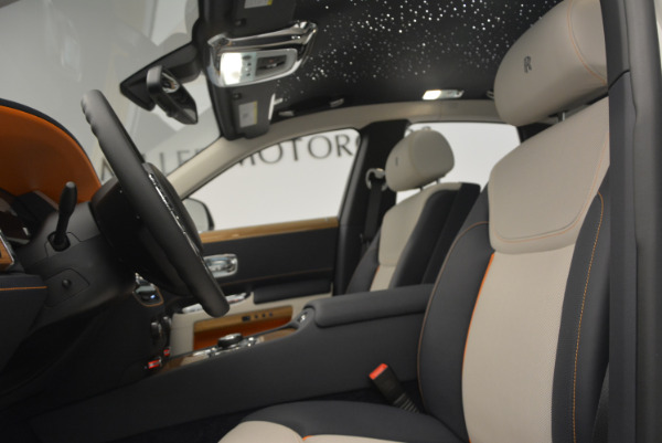 New 2017 Rolls-Royce Ghost for sale Sold at Bugatti of Greenwich in Greenwich CT 06830 17