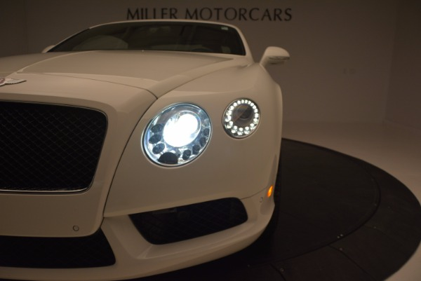Used 2013 Bentley Continental GT V8 for sale Sold at Bugatti of Greenwich in Greenwich CT 06830 18