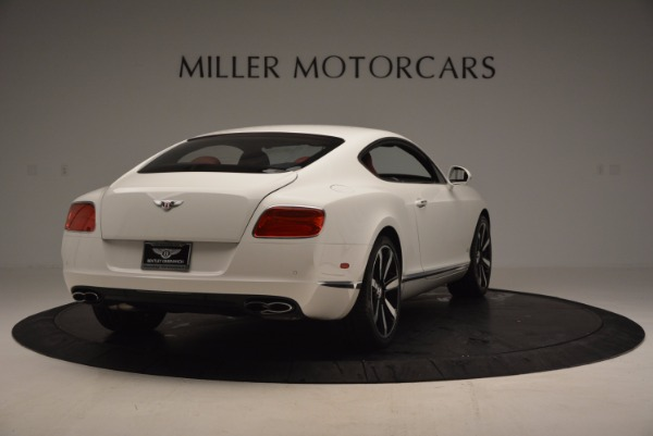 Used 2013 Bentley Continental GT V8 for sale Sold at Bugatti of Greenwich in Greenwich CT 06830 7