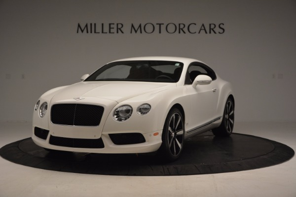 Used 2013 Bentley Continental GT V8 for sale Sold at Bugatti of Greenwich in Greenwich CT 06830 1