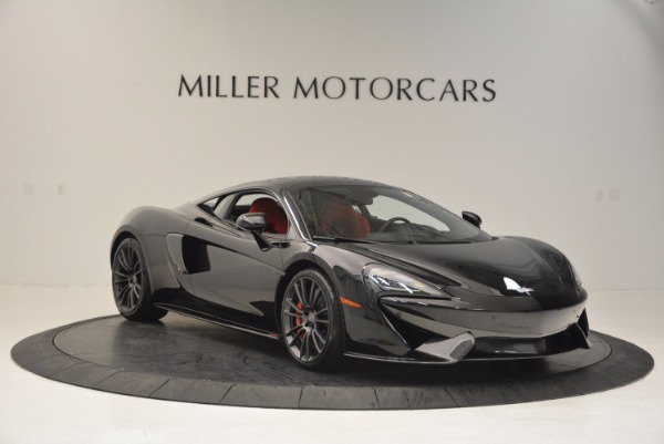 Used 2017 McLaren 570S for sale $149,900 at Bugatti of Greenwich in Greenwich CT 06830 10