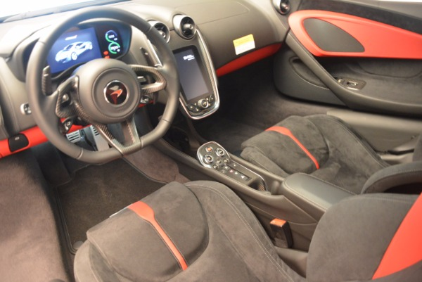 Used 2017 McLaren 570S for sale $149,900 at Bugatti of Greenwich in Greenwich CT 06830 14