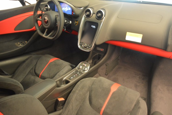 Used 2017 McLaren 570S for sale $149,900 at Bugatti of Greenwich in Greenwich CT 06830 17