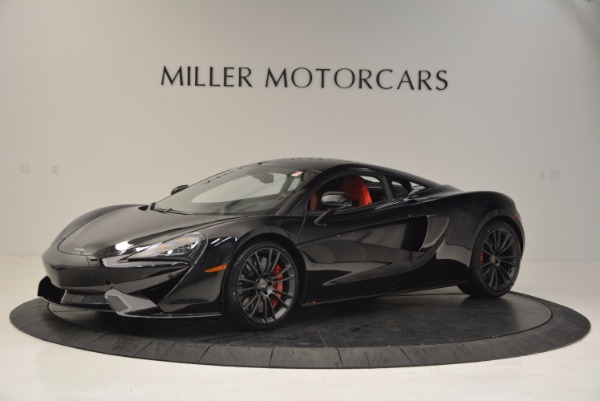 Used 2017 McLaren 570S for sale $149,900 at Bugatti of Greenwich in Greenwich CT 06830 1