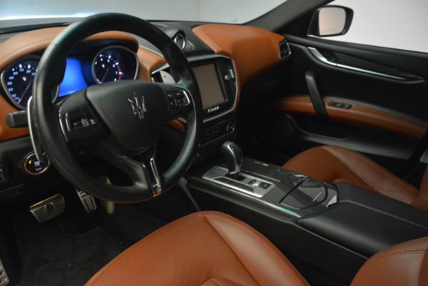 Used 2014 Maserati Ghibli S Q4 for sale Sold at Bugatti of Greenwich in Greenwich CT 06830 13