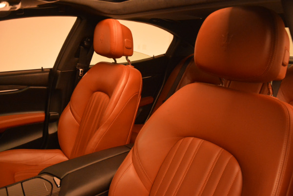 Used 2014 Maserati Ghibli S Q4 for sale Sold at Bugatti of Greenwich in Greenwich CT 06830 16