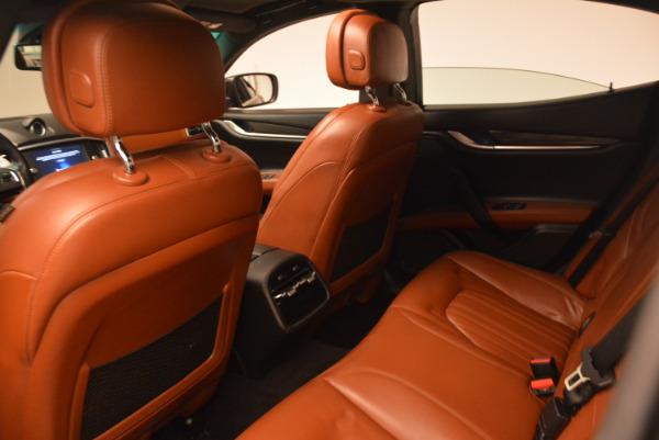 Used 2014 Maserati Ghibli S Q4 for sale Sold at Bugatti of Greenwich in Greenwich CT 06830 19