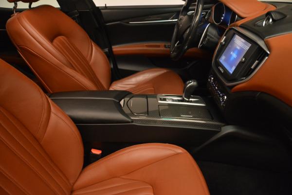 Used 2014 Maserati Ghibli S Q4 for sale Sold at Bugatti of Greenwich in Greenwich CT 06830 21