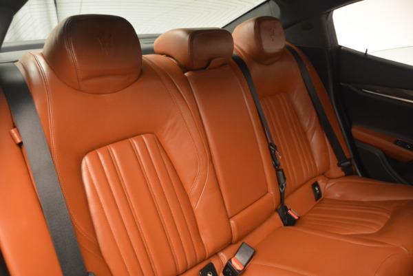 Used 2014 Maserati Ghibli S Q4 for sale Sold at Bugatti of Greenwich in Greenwich CT 06830 25
