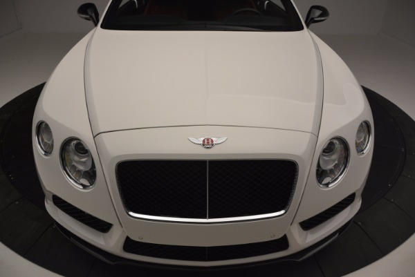 Used 2014 Bentley Continental GT V8 S for sale Sold at Bugatti of Greenwich in Greenwich CT 06830 13