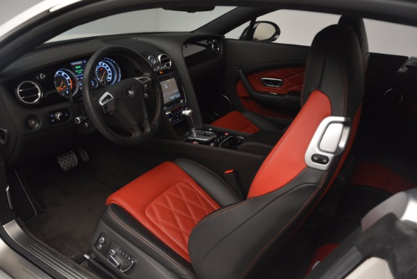 Used 2014 Bentley Continental GT V8 S for sale Sold at Bugatti of Greenwich in Greenwich CT 06830 27