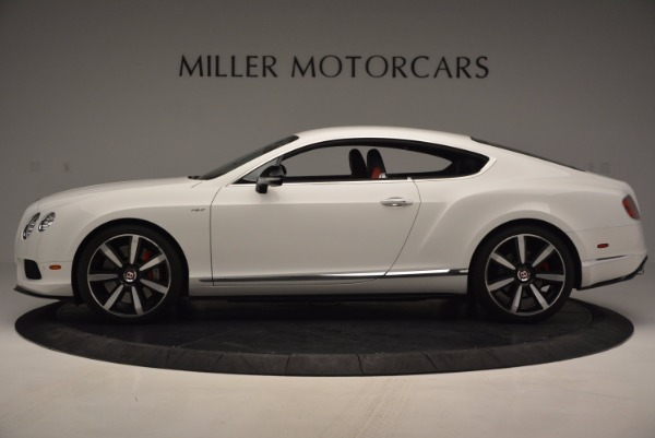 Used 2014 Bentley Continental GT V8 S for sale Sold at Bugatti of Greenwich in Greenwich CT 06830 3