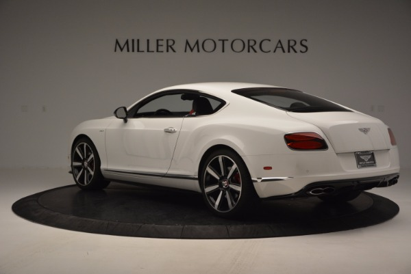 Used 2014 Bentley Continental GT V8 S for sale Sold at Bugatti of Greenwich in Greenwich CT 06830 5
