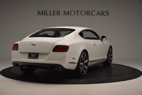 Used 2014 Bentley Continental GT V8 S for sale Sold at Bugatti of Greenwich in Greenwich CT 06830 7