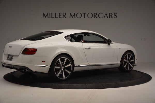 Used 2014 Bentley Continental GT V8 S for sale Sold at Bugatti of Greenwich in Greenwich CT 06830 8