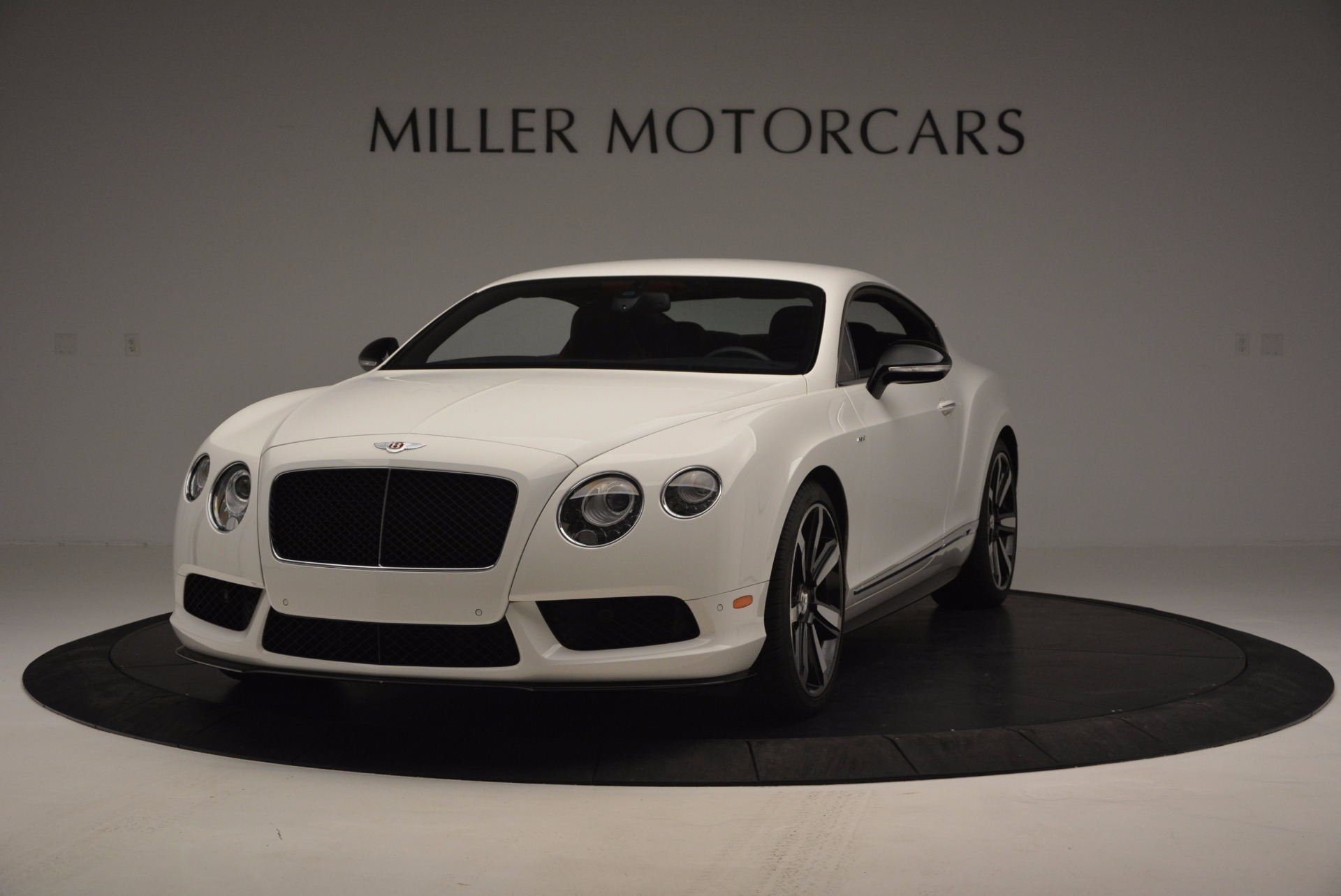 Used 2014 Bentley Continental GT V8 S for sale Sold at Bugatti of Greenwich in Greenwich CT 06830 1