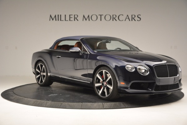 Used 2015 Bentley Continental GT V8 S for sale Sold at Bugatti of Greenwich in Greenwich CT 06830 23