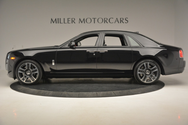 New 2017 Rolls-Royce Ghost for sale Sold at Bugatti of Greenwich in Greenwich CT 06830 4
