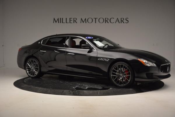 Used 2015 Maserati Quattroporte S Q4 for sale Sold at Bugatti of Greenwich in Greenwich CT 06830 10