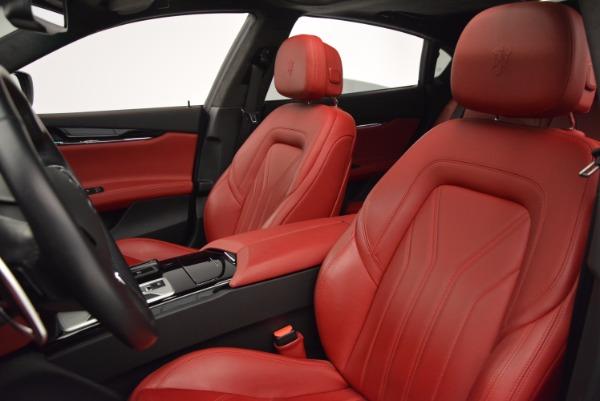 Used 2015 Maserati Quattroporte S Q4 for sale Sold at Bugatti of Greenwich in Greenwich CT 06830 16