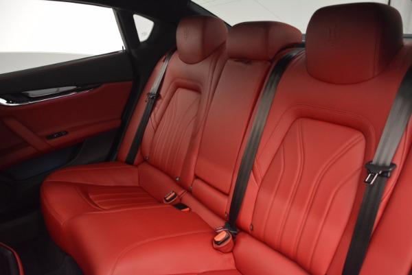 Used 2015 Maserati Quattroporte S Q4 for sale Sold at Bugatti of Greenwich in Greenwich CT 06830 17