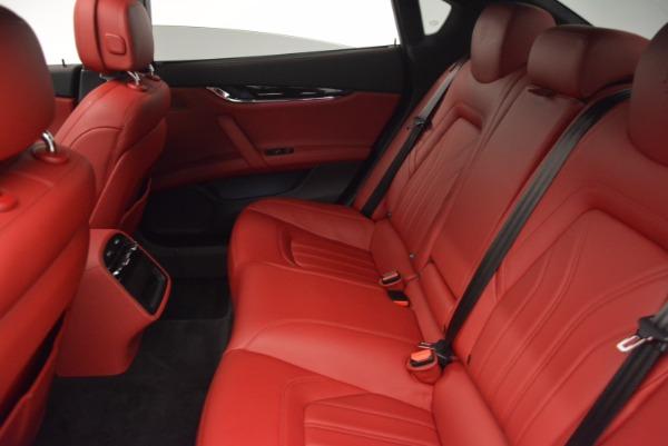 Used 2015 Maserati Quattroporte S Q4 for sale Sold at Bugatti of Greenwich in Greenwich CT 06830 18