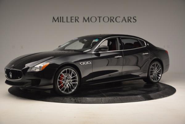 Used 2015 Maserati Quattroporte S Q4 for sale Sold at Bugatti of Greenwich in Greenwich CT 06830 2