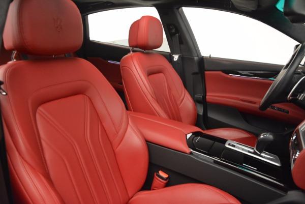 Used 2015 Maserati Quattroporte S Q4 for sale Sold at Bugatti of Greenwich in Greenwich CT 06830 22