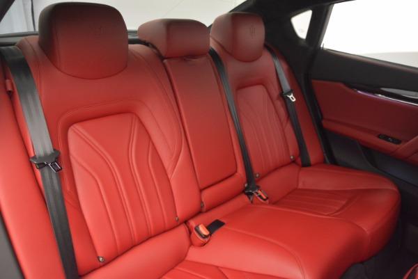 Used 2015 Maserati Quattroporte S Q4 for sale Sold at Bugatti of Greenwich in Greenwich CT 06830 23