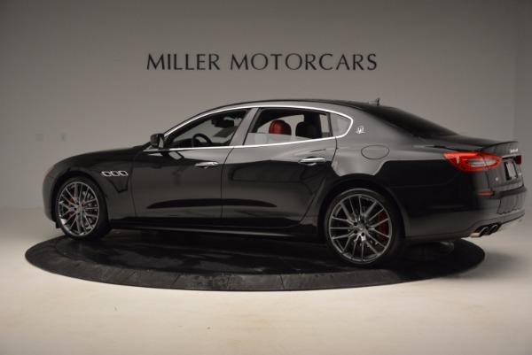 Used 2015 Maserati Quattroporte S Q4 for sale Sold at Bugatti of Greenwich in Greenwich CT 06830 4
