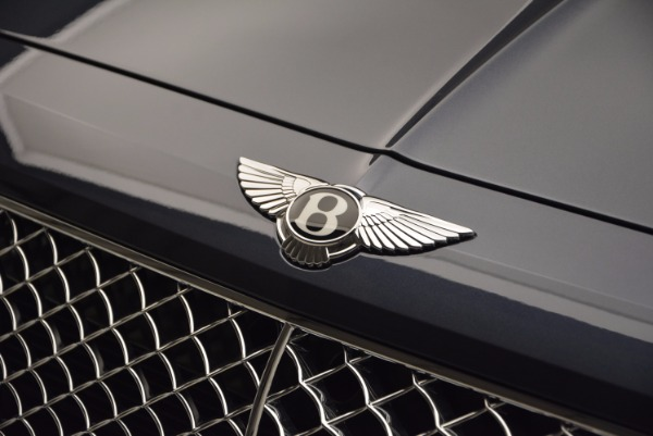 New 2017 Bentley Bentayga for sale Sold at Bugatti of Greenwich in Greenwich CT 06830 20
