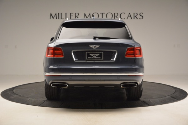 New 2017 Bentley Bentayga for sale Sold at Bugatti of Greenwich in Greenwich CT 06830 6