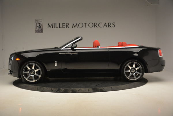 New 2017 Rolls-Royce Dawn for sale Sold at Bugatti of Greenwich in Greenwich CT 06830 11