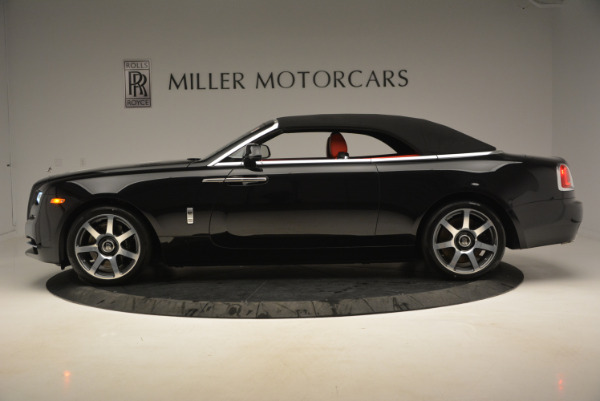 New 2017 Rolls-Royce Dawn for sale Sold at Bugatti of Greenwich in Greenwich CT 06830 23