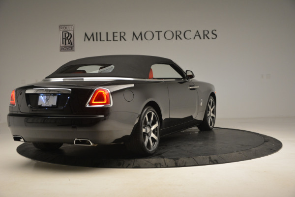 New 2017 Rolls-Royce Dawn for sale Sold at Bugatti of Greenwich in Greenwich CT 06830 27