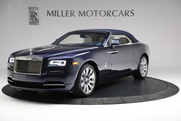 Used 2017 Rolls-Royce Dawn for sale Call for price at Bugatti of Greenwich in Greenwich CT 06830 15