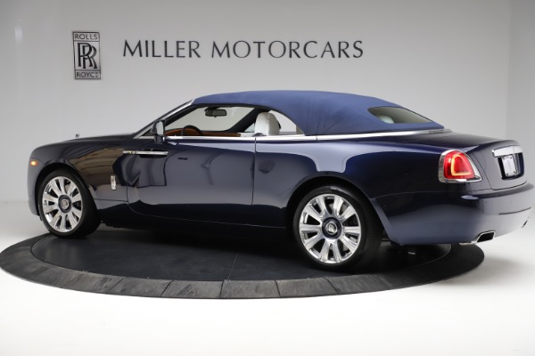 New 2017 Rolls-Royce Dawn for sale Sold at Bugatti of Greenwich in Greenwich CT 06830 17
