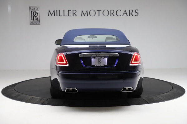 Used 2017 Rolls-Royce Dawn for sale Call for price at Bugatti of Greenwich in Greenwich CT 06830 19