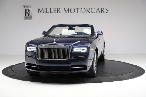 Used 2017 Rolls-Royce Dawn for sale Call for price at Bugatti of Greenwich in Greenwich CT 06830 2