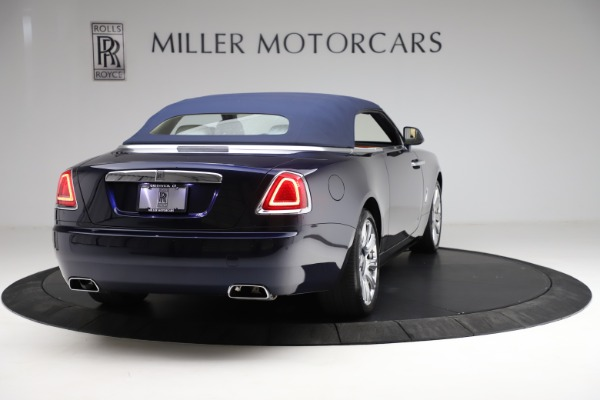 Used 2017 Rolls-Royce Dawn for sale Call for price at Bugatti of Greenwich in Greenwich CT 06830 20