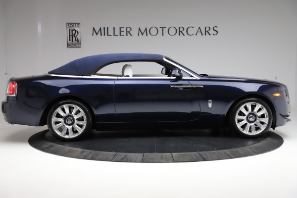 New 2017 Rolls-Royce Dawn for sale Sold at Bugatti of Greenwich in Greenwich CT 06830 22