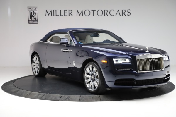 Used 2017 Rolls-Royce Dawn for sale Call for price at Bugatti of Greenwich in Greenwich CT 06830 24