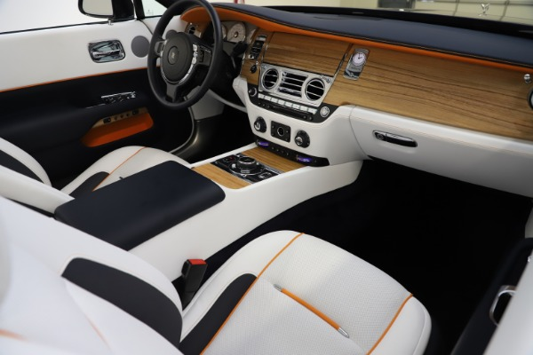 Used 2017 Rolls-Royce Dawn for sale Call for price at Bugatti of Greenwich in Greenwich CT 06830 27