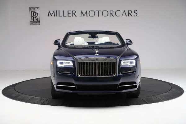 Used 2017 Rolls-Royce Dawn for sale Call for price at Bugatti of Greenwich in Greenwich CT 06830 3