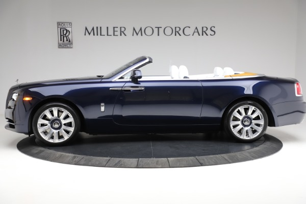 New 2017 Rolls-Royce Dawn for sale Sold at Bugatti of Greenwich in Greenwich CT 06830 4